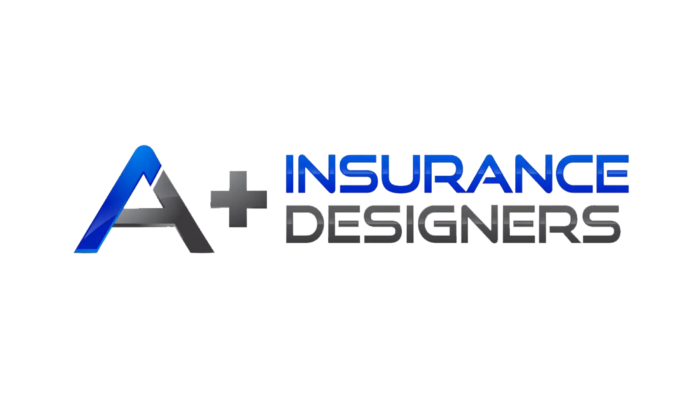 A+ Insurance Designers Logo